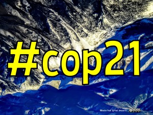 Greetings to all paying attention to #COP21