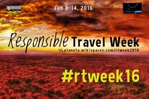 Responsible Travel Week 2016