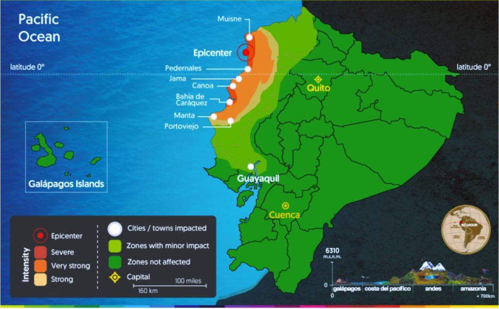 The best way to help Ecuador is to visit Ecuador