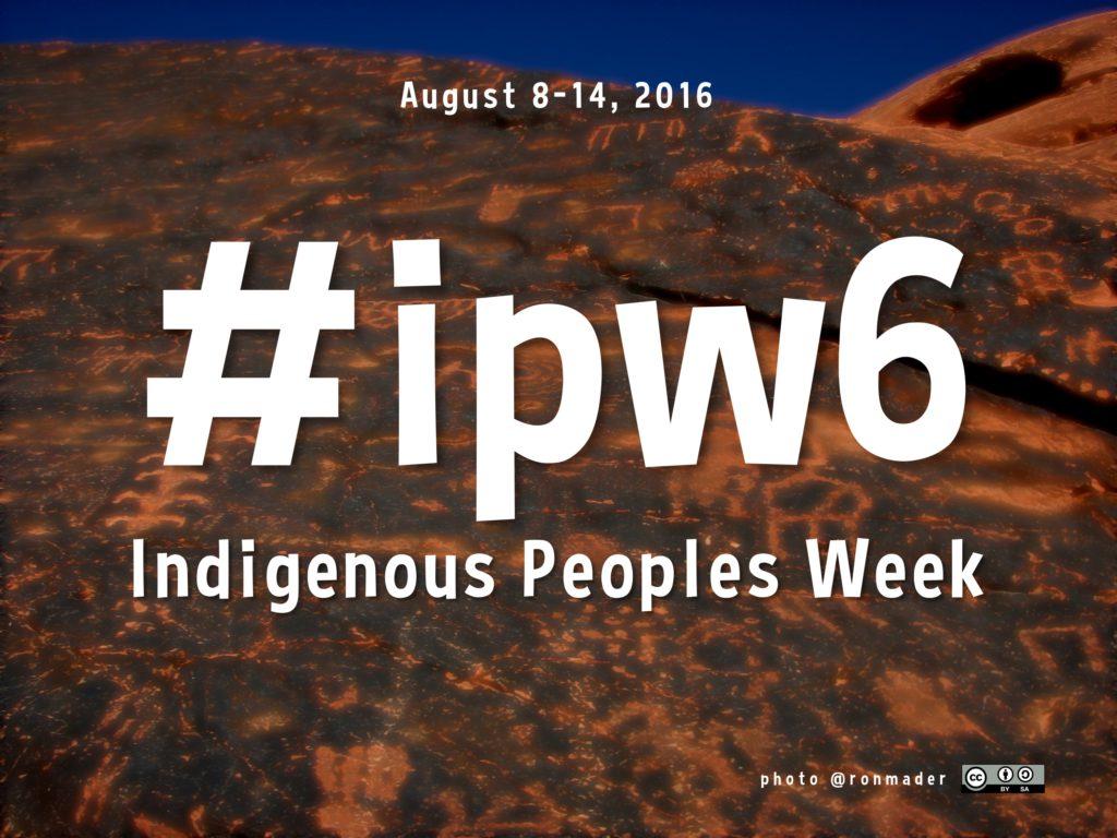 Registration is open for Indigenous Peoples Week #ipw6