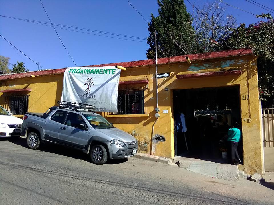 New Address for Oaxaca's Pochote Xochimilco Market