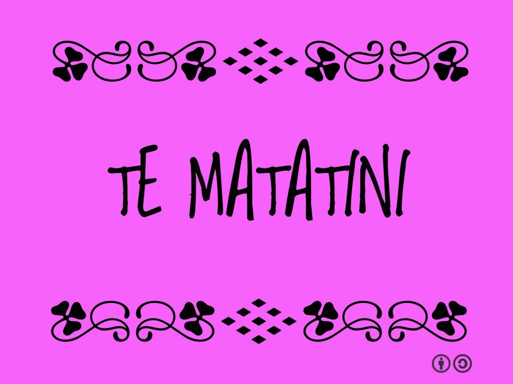 Te Matatini