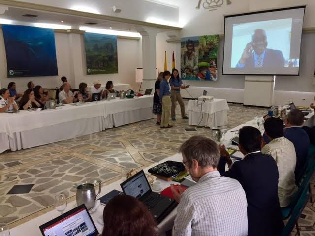 News from the IUCN WCPA Committee Meeting