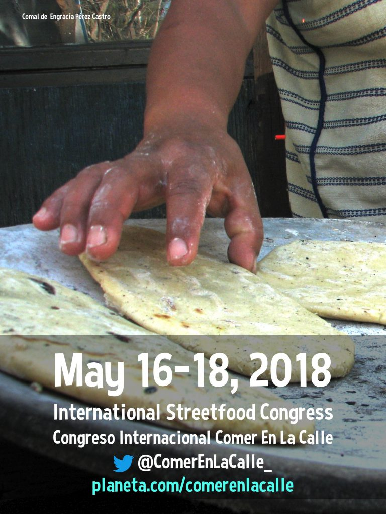 International Streetfood Congress = Congreso Internacional Comer En La Calle #ComerEnLaCalle