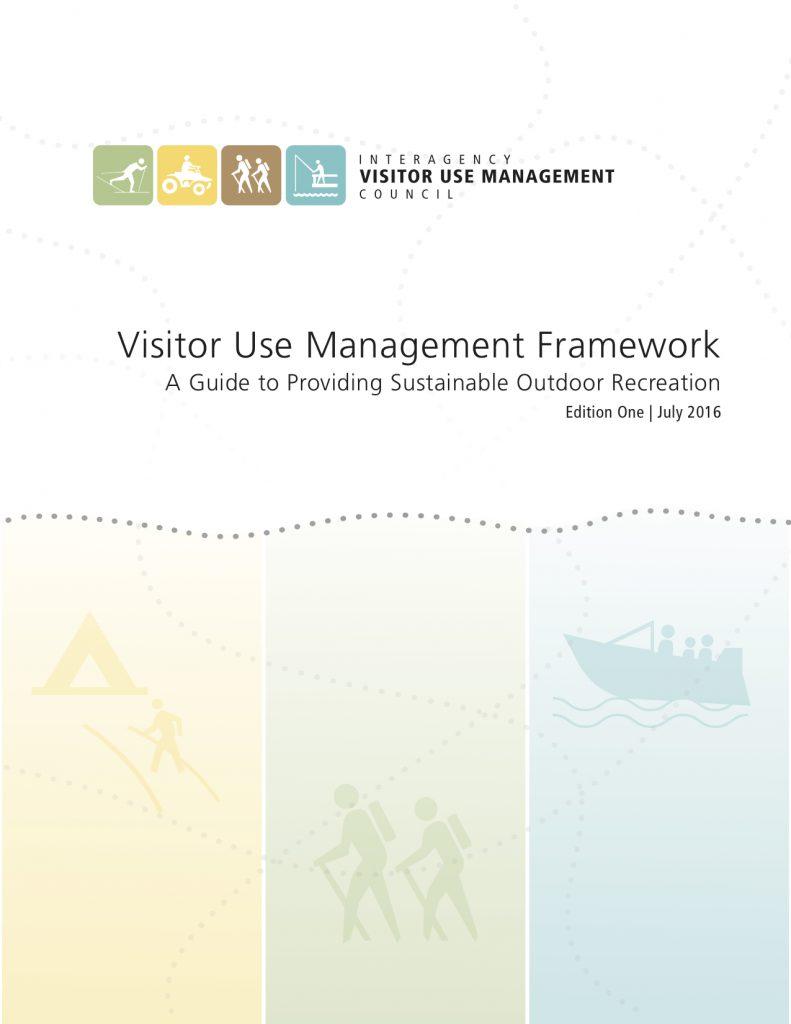 Webinar: Visitor Use Management Framework