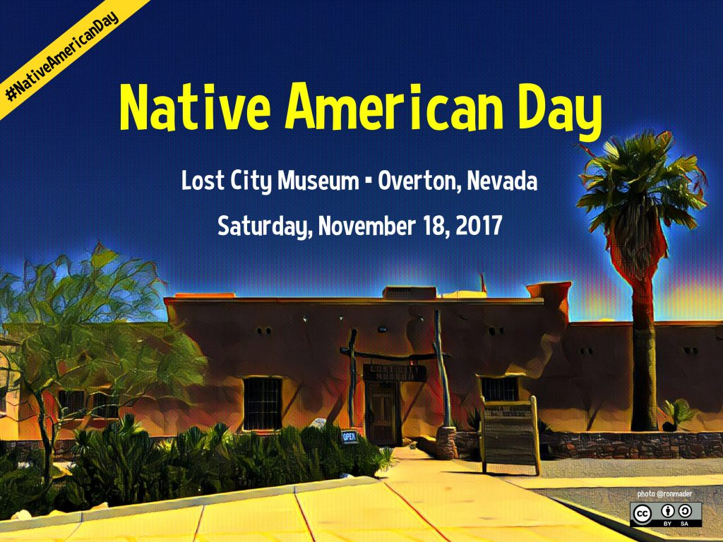 Native American Day at the Lost City Museum