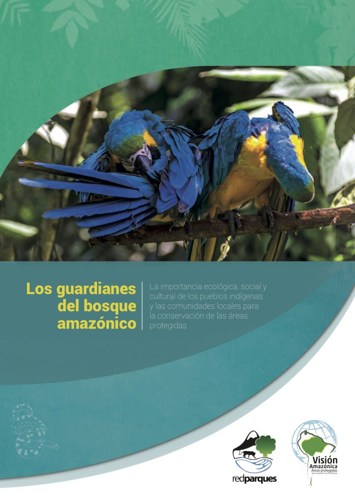 New IUCN Report: Guardians of the Amazon Forest