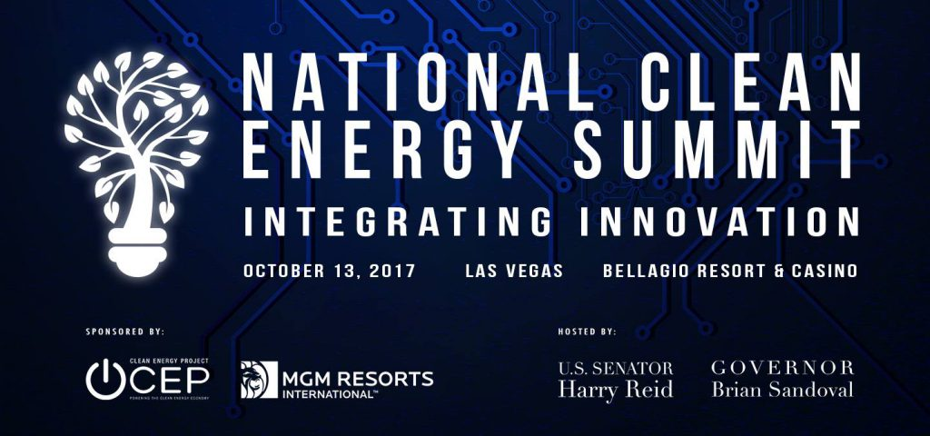 National Clean Energy Summit 9.0: Integrating Innovation #nces9