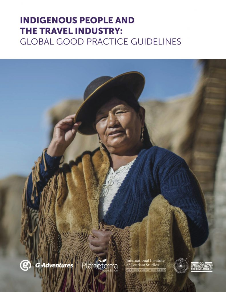 New Publication: Indigenous Tourism Guidelines