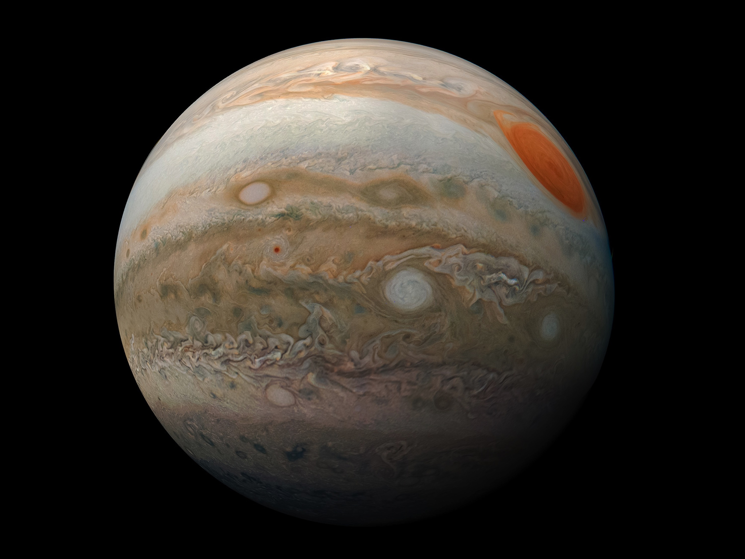 planet jupiter information - HD 2999×2249