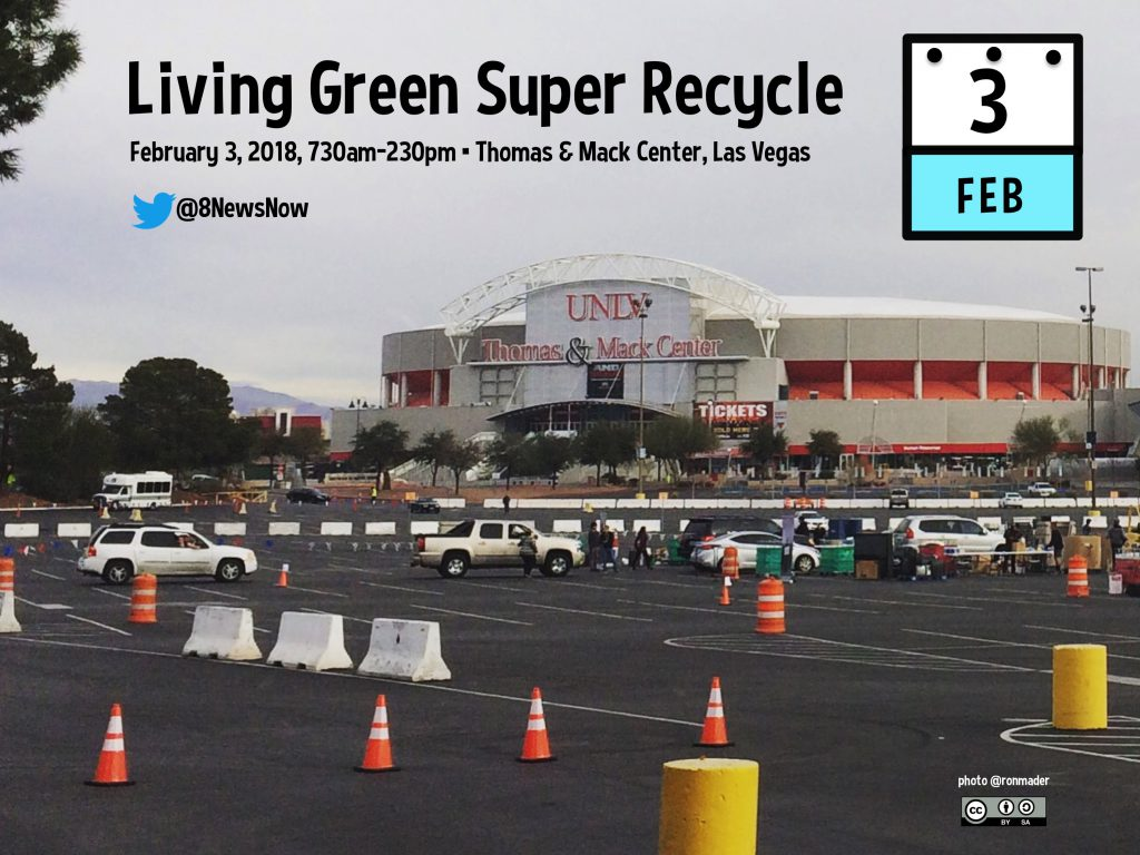 Recycling in Las Vegas