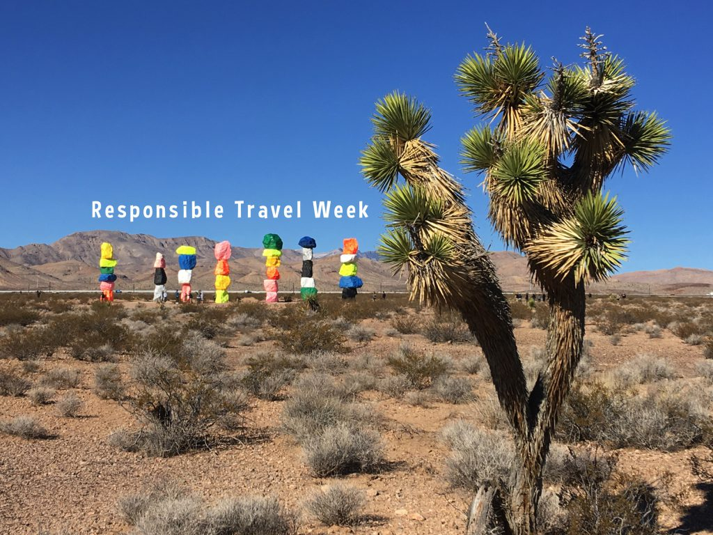 Responsible Travel Week #rtweek18