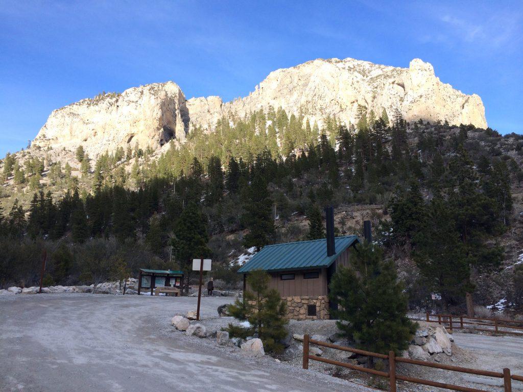 Nevada's Spring Mountains