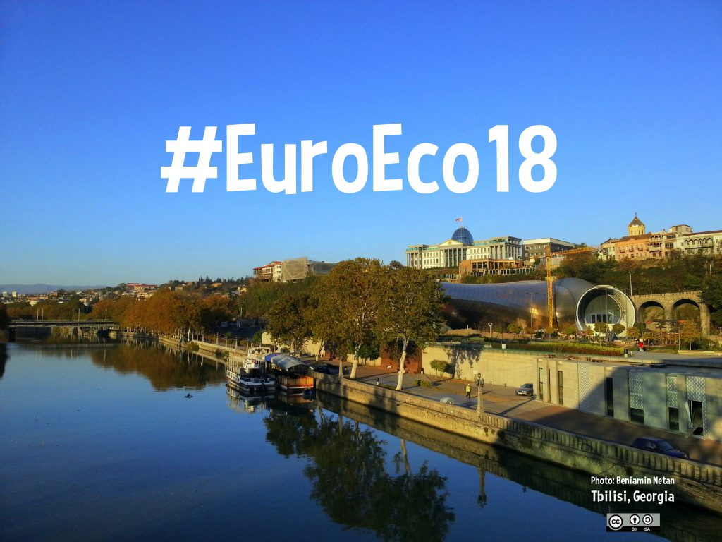 Tbilisi, Georgia Hosts European Ecotourism Conference #EuroEco18