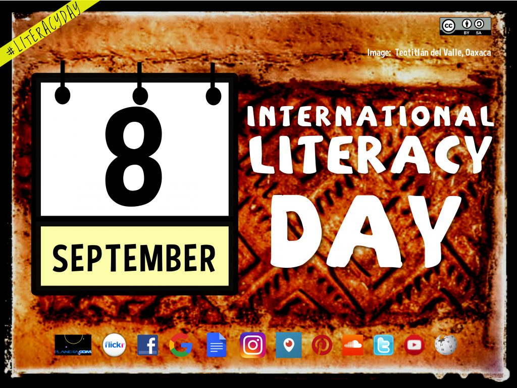 Image result for international literacy day 2019