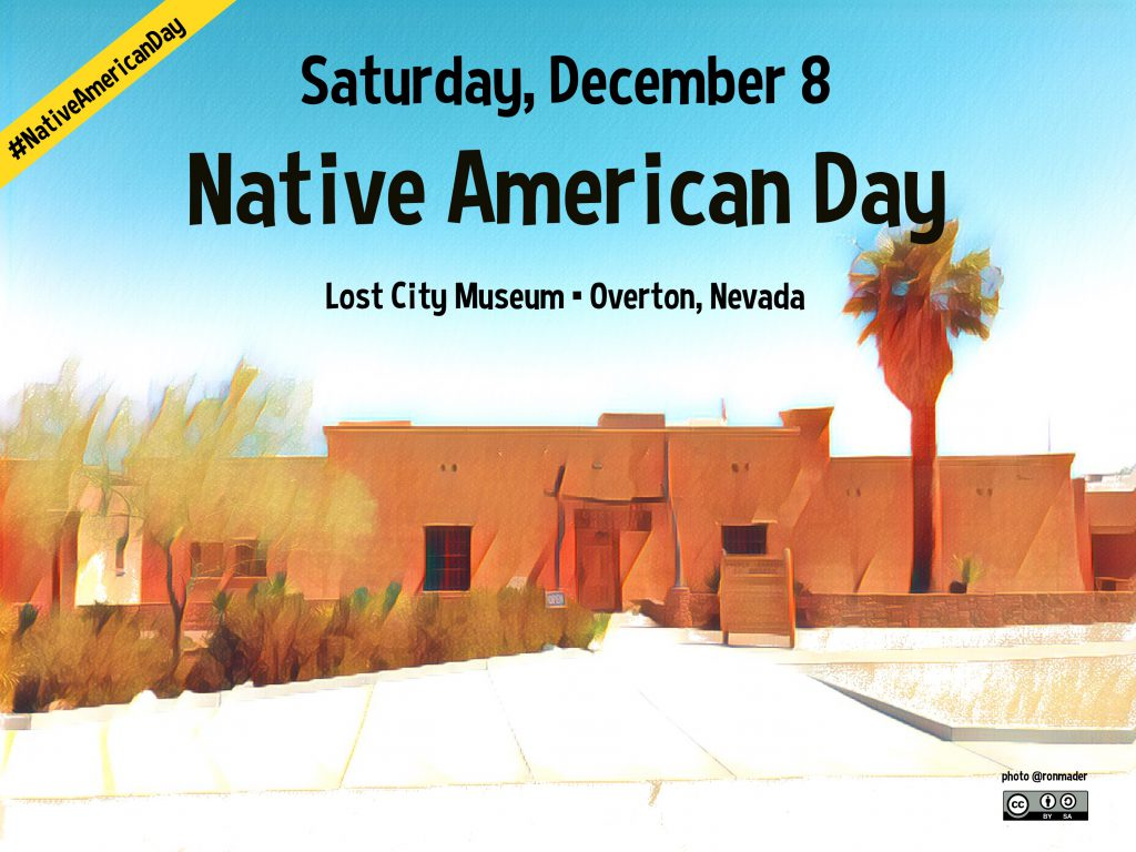 2018 Native American Day at the Lost City Museum