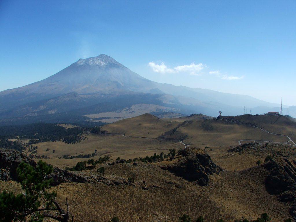 Popocatépetl and Ixtaccíhuatl National Park