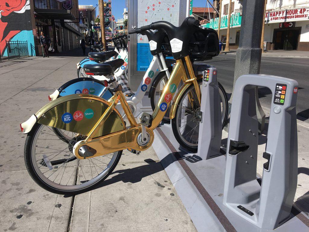 Bike Share In Las Vegas Planeta Com