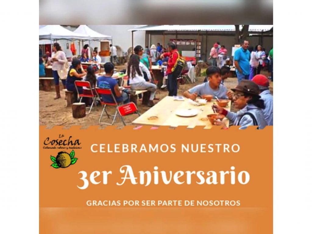 Happy Birthday, La Cosecha Oaxaca