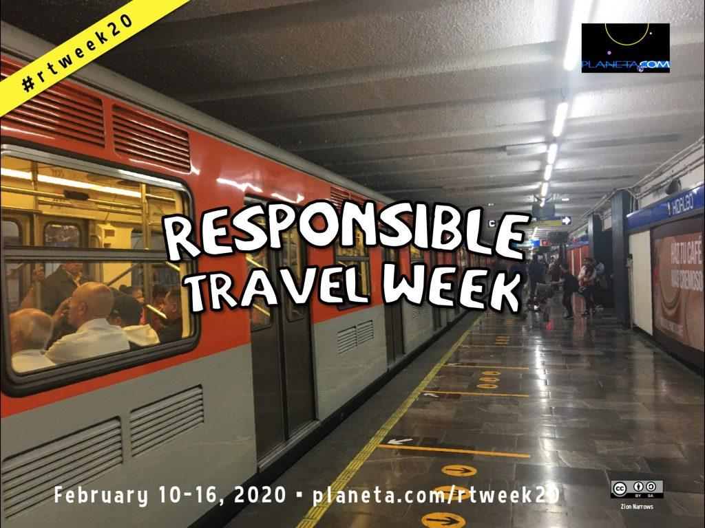 Responsible Travel Week 2020