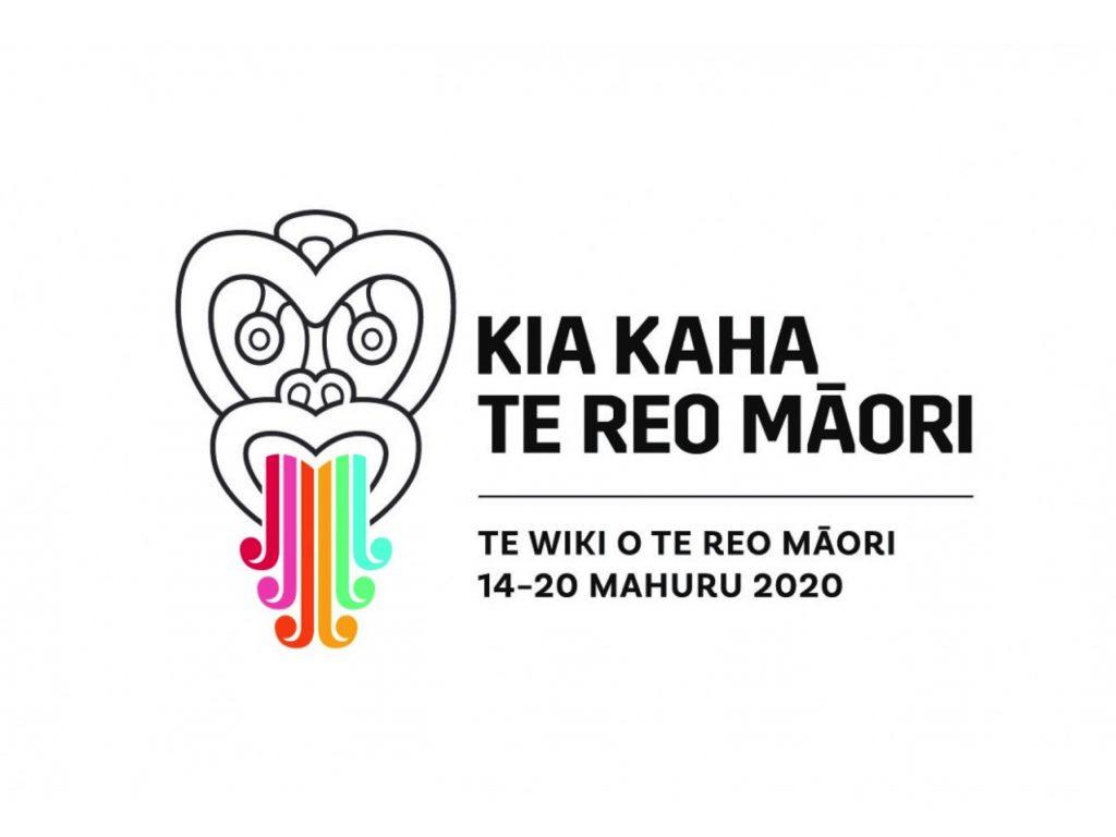 Māori Language Week = Te Wiki o Te Reo Māori 2020