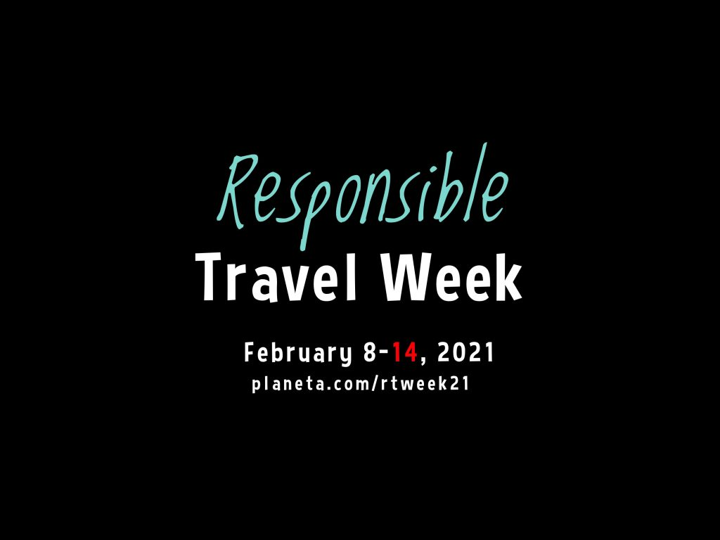 Responsible Travel Week 2021