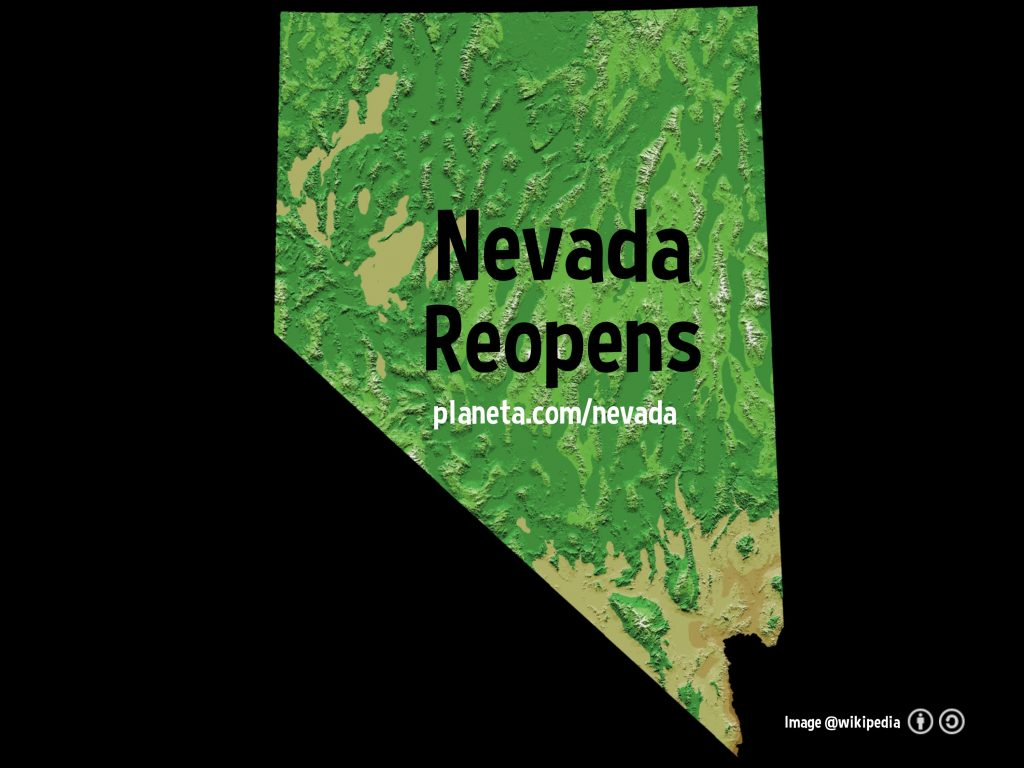 Nevada Reopens